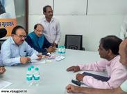 Incumbent minister at Ministry of Science and Technology and Ministry of Earth Sciences, Harsh Vardhan