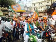 Last leg of poll campaign in Varanasi