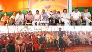 Meeting with BJP Karyakartas for 29 Sept rally