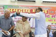 Shri VIjay Goel inaugurates community centre dedicated to Shri Mohan Chand Sharma