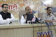 Shri Vijay Goel puts up 15 questions on Congress' 15 saal, 15 kamaal