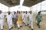 Shri Vijay Goel takes stock of preparations for Sept 29 rally