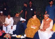 Some moments with our respected Atal Ji